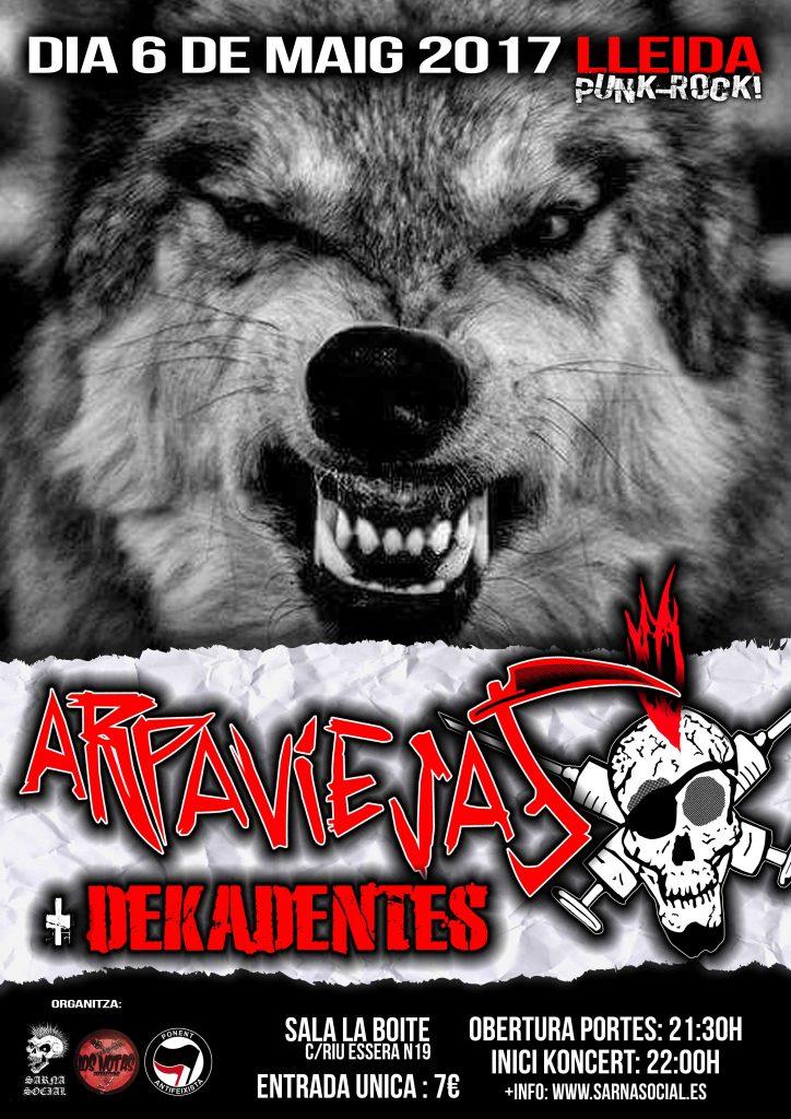 ARPAVIEJAS DEKADENTES_online