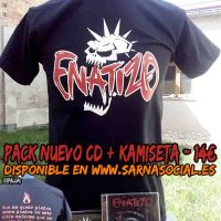 camiseta cd enatizo