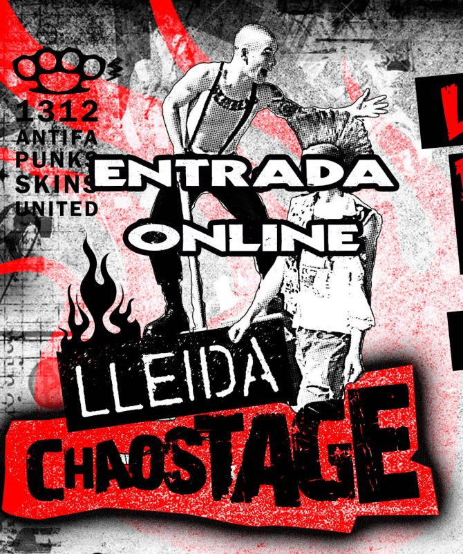 LLEIDA CHAOSTAGE