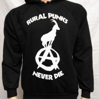 RURAL PUNK NEVER DIE SUD