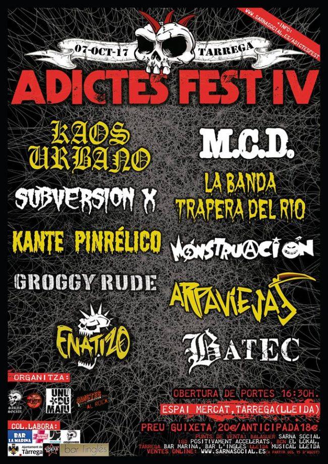 ADICTES FEST IV