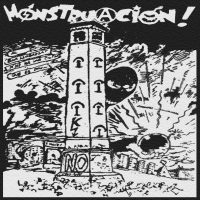 MONSTRUACION - demo '88 cd-r front