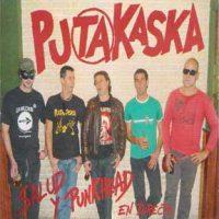 PUTAKASKA salud y punkhead CD