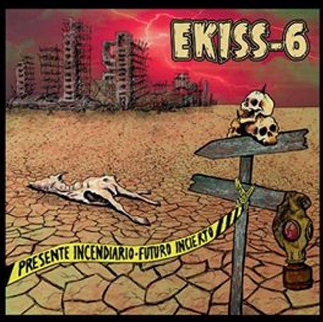Nueva edición! EKISS-6