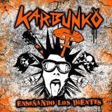 KARBUNKO - ENSEÑANDO LOS DIENTES - PORTADA