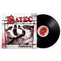 Batec- lp BLACK REBELS DE COR DETALL